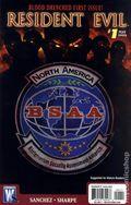 Resident Evil (2009 DC/Wildstorm) 1A