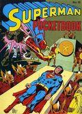 Superman Pocketbook TPB (1978-1979 UK Digest) 10-1ST