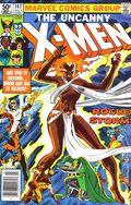 Uncanny X-Men (1963 1st Series) Mark Jewelers 147MJ