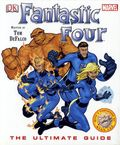 Fantastic Four The Ultimate Guide HC (2005 DK Publishing) 1-1ST