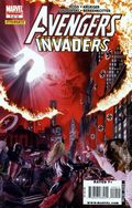 Avengers Invaders (2008 Marvel Dynamite) 9A