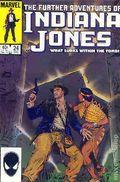 Further Adventures of Indiana Jones (1983) Mark Jewelers 24MJ
