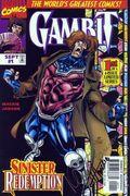 Gambit (1997 2nd Series) 1DF.SIGNED
