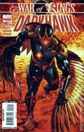 War of Kings Darkhawk (2009) 2