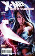 X-Men Sword of the Braddocks (2009) 1
