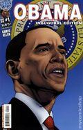 Obama the Comic Book (2009 Inaugural Edition) 1