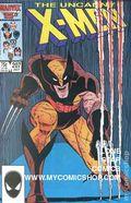 Uncanny X-Men (1963 1st Series) Mark Jewelers 207MJ