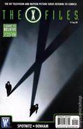 X-Files (2008 DC/Wildstorm) 0A