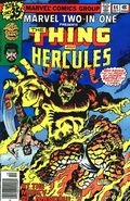 Marvel Two-in-One (1974 1st Series) Mark Jewelers 44MJ