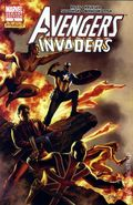 Avengers Invaders (2008 Marvel Dynamite) 8B