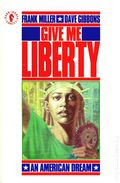 Give Me Liberty TPB (1990 Dark Horse) 1st Edition 1-1ST