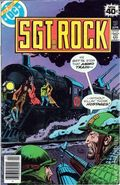 Sgt. Rock (1977) Mark Jewelers 327MJ
