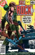 Sgt. Rock (1977) Mark Jewelers 328MJ
