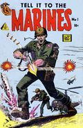 Tell It to the Marines (1964 I.W./Super Reprint) 1