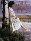 Age of Innocence Romantic Art of Jeffrey Jones HC (1994) 1-1ST