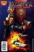 Battlestar Galactica Cylon War (2009) 2B