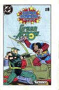 Super Powers Collection Mini Comic (1983) 18