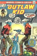 Outlaw Kid (1970 Marvel) Mark Jewelers 18MJ