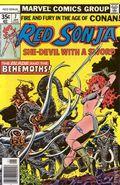 Red Sonja (1977 1st Series) Mark Jewelers 7MJ
