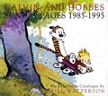 Calvin and Hobbes Sunday Pages 1985-1995 TPB (2001 Andrews McMeel) 1-REP