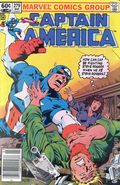 Captain America (1968 1st Series) 279A