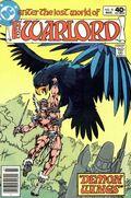 Warlord (1976 1st Series DC) Mark Jewelers 31MJ
