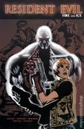 Resident Evil Fire and Ice TPB (2009 DC/Wildstorm) 1-1ST