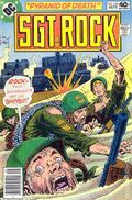 Sgt. Rock (1977) Mark Jewelers 332MJ