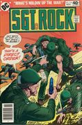 Sgt. Rock (1977) Mark Jewelers 334MJ