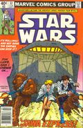 Star Wars (1977 Marvel) Mark Jewelers 32MJ