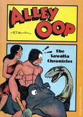 Alley Oop The Sawalla Chronicles TPB (1983 Ken Pierce Books) 1-1ST