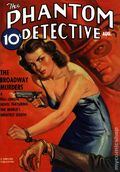 Phantom Detective Aug 1938 Replica SC (2009 Adventure House) The Broadway Murders 1-1ST