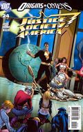 Justice Society of America (2006-2011 3rd Series) 24B