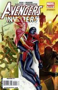 Avengers Invaders (2008 Marvel Dynamite) 10A