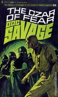 Doc Savage PB (1964-1985 Bantam Novel Series) 22-REP