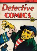 Detective Comics (1937 1st Series) 2