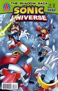 Sonic Universe (2009) 3