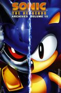 Sonic the Hedgehog Archives (2006-2015 An Archie Digest) 10-1ST