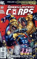 Green Lantern Corps (2006) 33B
