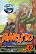 Naruto TPB (2003-2015 Shonen Jump Edition Digest) 42-1ST