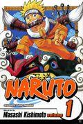 Naruto TPB (2003-2015 Shonen Jump Edition Digest) 1-1ST