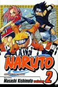 Naruto TPB (2003-2015 Shonen Jump Edition Digest) 2-1ST