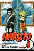 Naruto TPB (2003-2015 Shonen Jump Edition Digest) 4-1ST