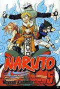 Naruto TPB (2003-2015 Shonen Jump Edition Digest) 5-1ST