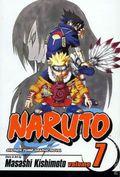 Naruto TPB (2003-2015 Shonen Jump Edition Digest) 7-REP