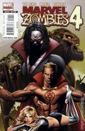 Marvel Zombies 4 (2009) 1A
