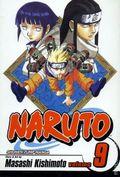 Naruto TPB (2003-2015 Shonen Jump Edition Digest) 9-1ST