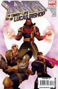 X-Men The Times and Life of Lucas Bishop (2009 Marvel) 3
