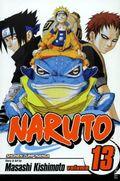 Naruto TPB (2003-2015 Shonen Jump Edition Digest) 13-1ST