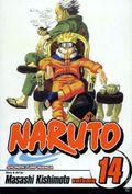 Naruto TPB (2003-2015 Shonen Jump Edition Digest) 14-REP